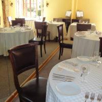 Dinning at Thaba Tshwene Restaurant